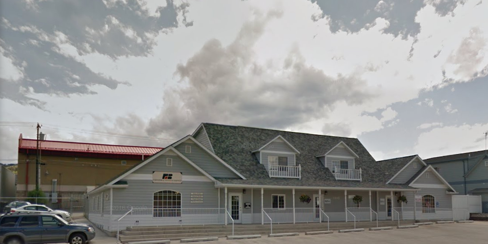 Kalispell, Montana – Wolf Insurance Services / Russell Wolf