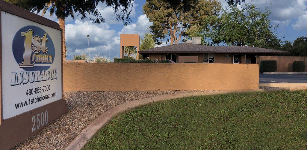 Chandler, Arizona – Canyon Lands Insurance Corporate / 1st Choice Insurance