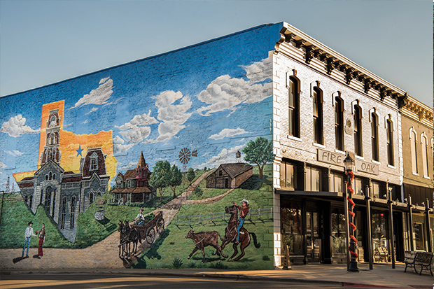 Weatherford, Texas – Ram Insurance / Ray Hodgson & Dennis Neystel