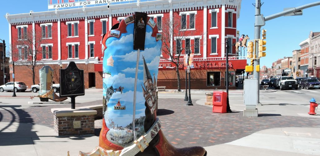 Cheyenne, Wyoming- Anderson Insurance Group / Chris Anderson & Joy Magee