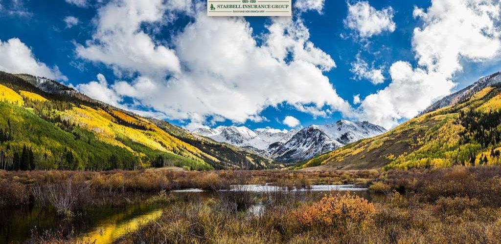 Golden, Colorado – Staebell Insurance Group / Martin and Shelly Staebell